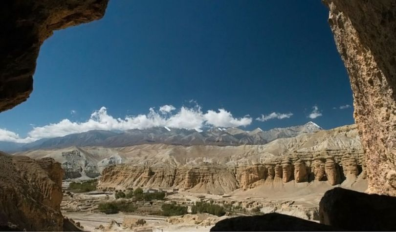 Grottes de Mustang - A