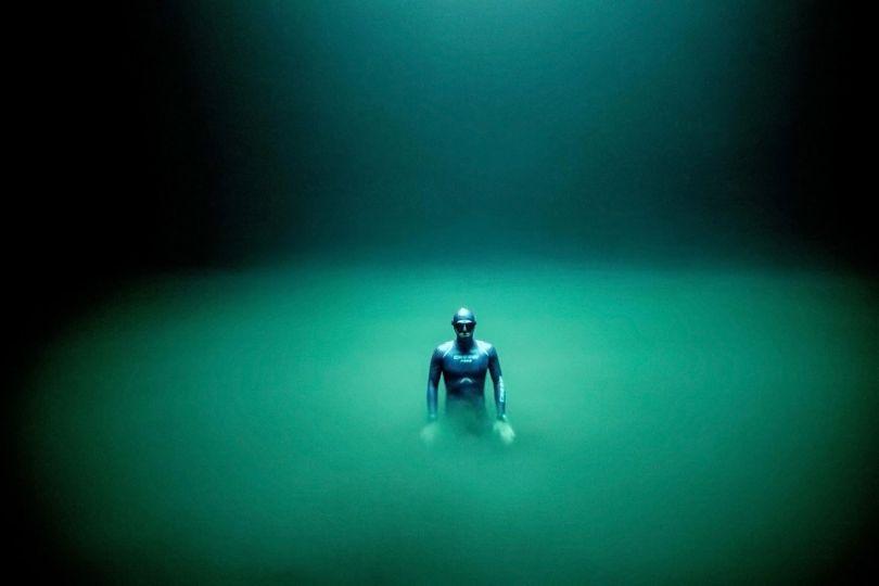 Guillaume Néry – Plongée en apnée - 1