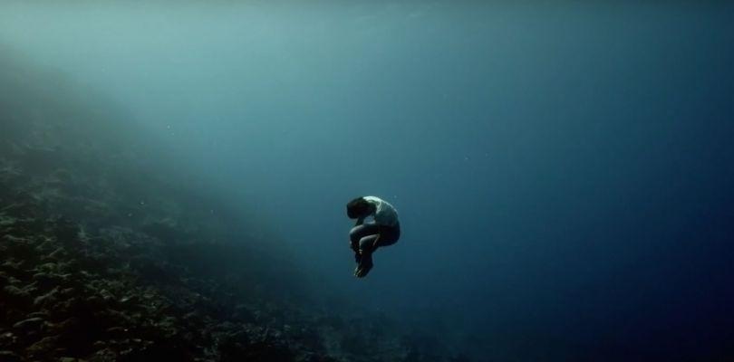 Guillaume Néry – Plongée en apnée - 2