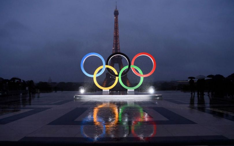JO 2024 - Tour Eiffel
