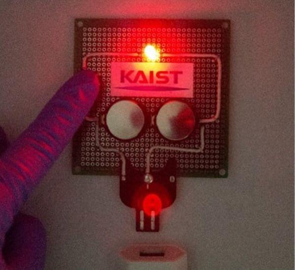 LED - Batterie