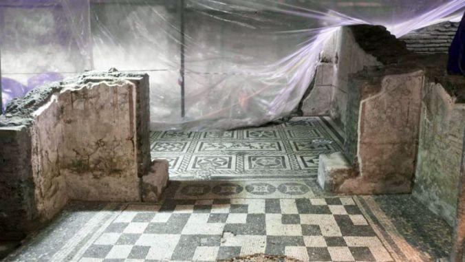 Métro – Archéologie – Italie – 1