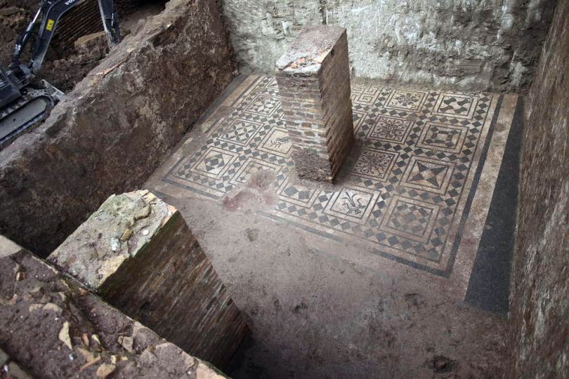 Métro – Archéologie – Italie – 2