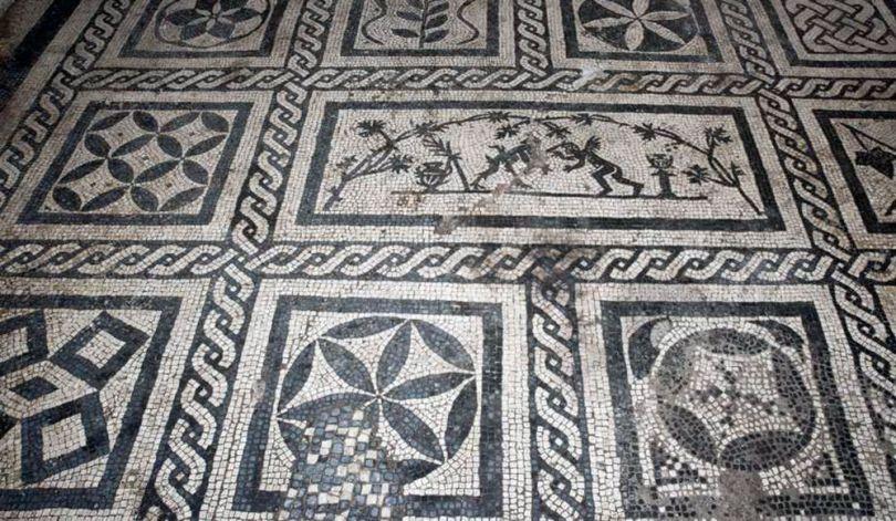 Métro – Archéologie – Italie – 3