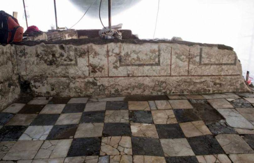 Métro – Archéologie – Italie – 4