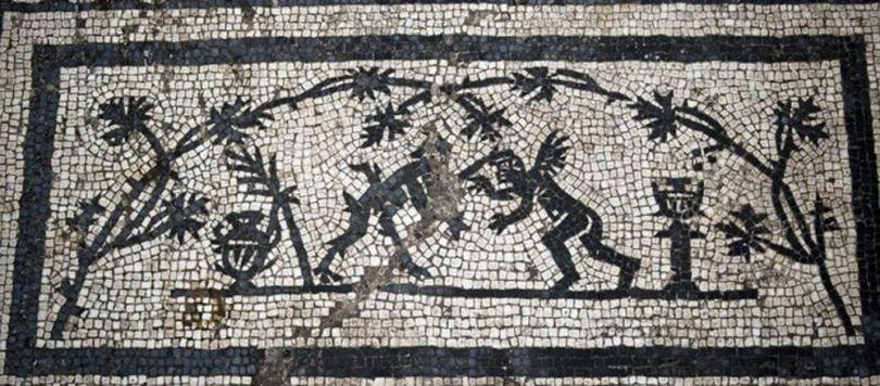 Métro – Archéologie – Italie – 5