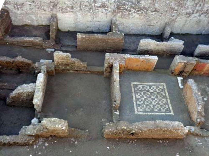 Métro – Archéologie – Italie – 6