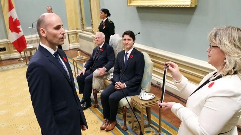 Ministre de la Famille - Canada