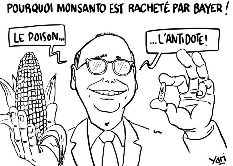 Monsanto - Bayer