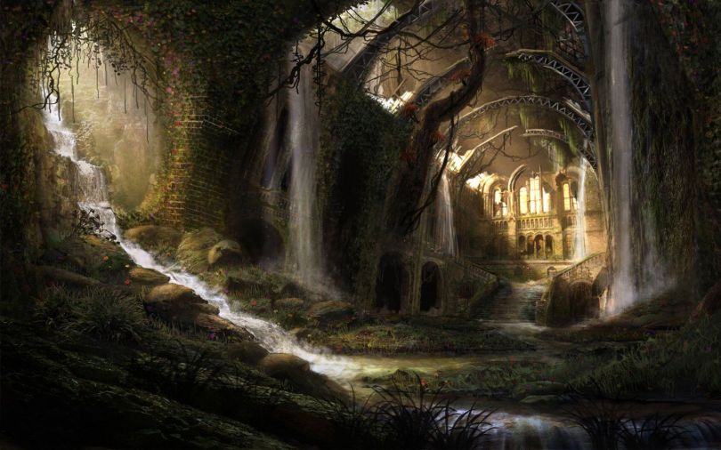 Mythes et légendes - Civilisations souterraines - 1