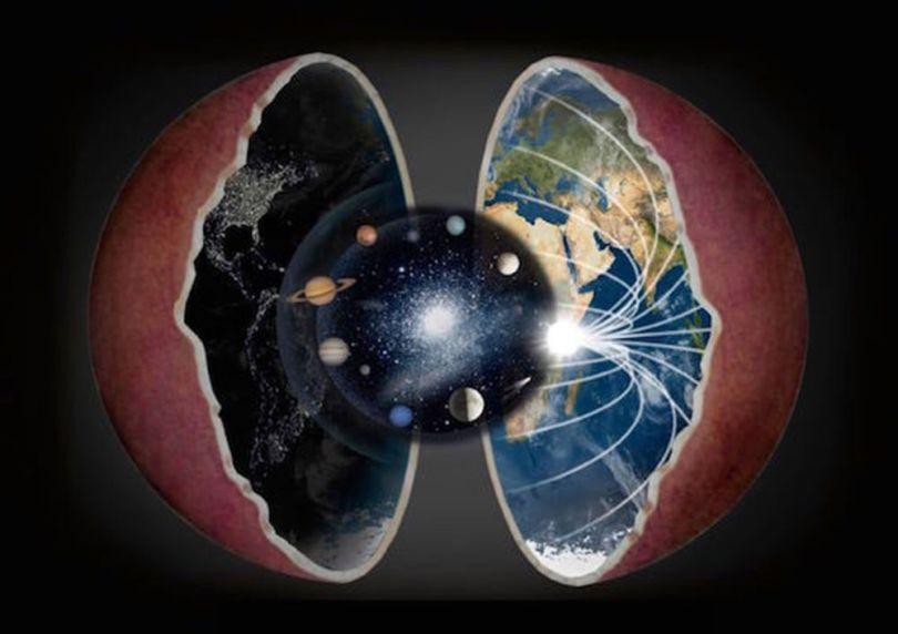 Mythes et légendes - Civilisations souterraines - 3