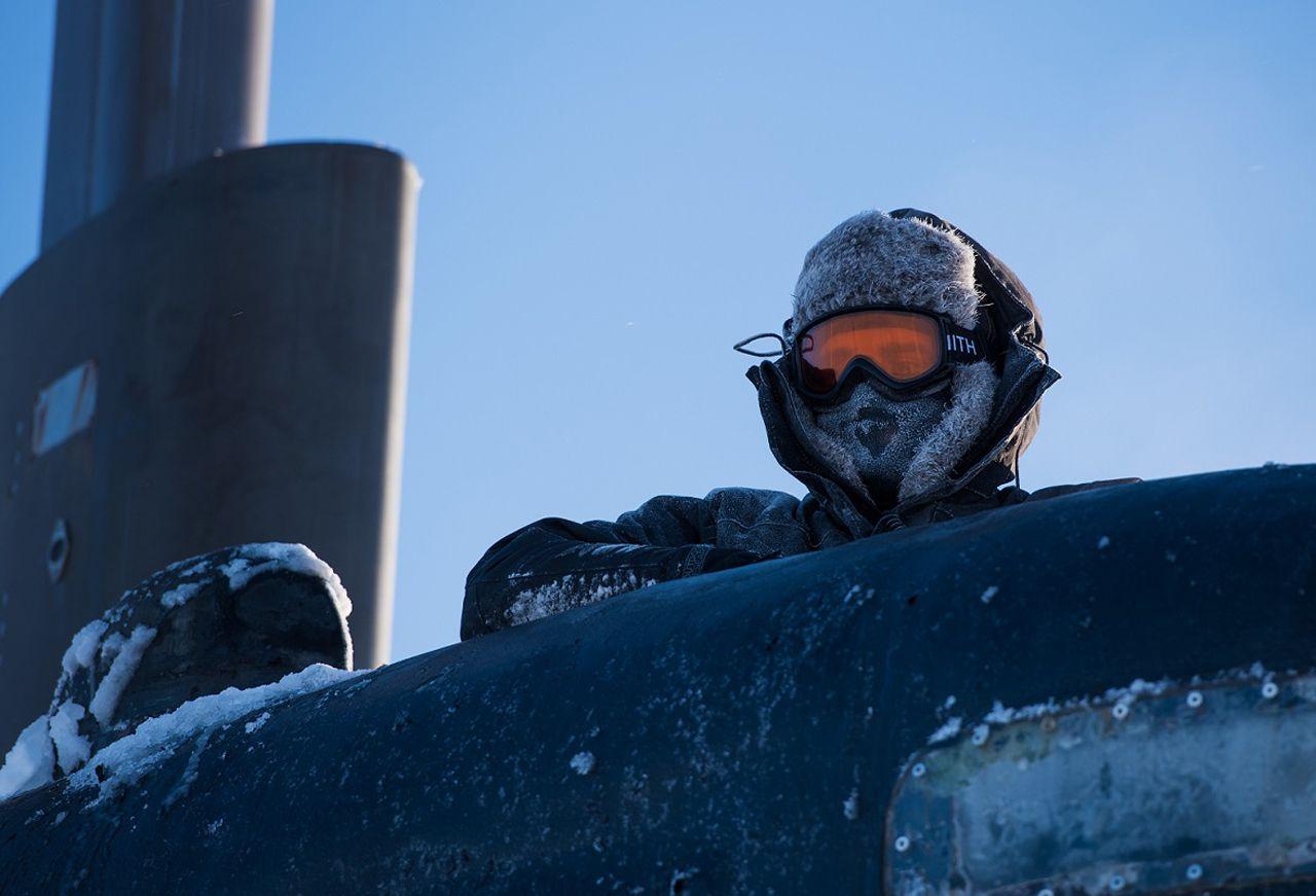 Des sous-marins nucléaires US et britannique font surface en Arctique