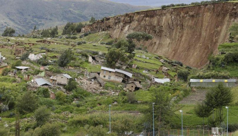 Pérou – Faille géologique - 3
