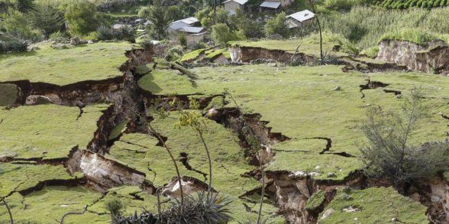 Pérou – Faille géologique - 4