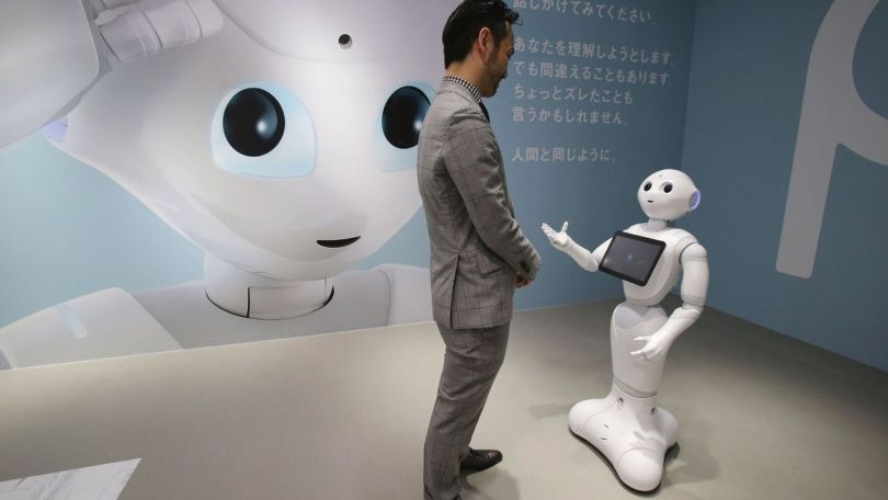 Pepper – Robot - 2