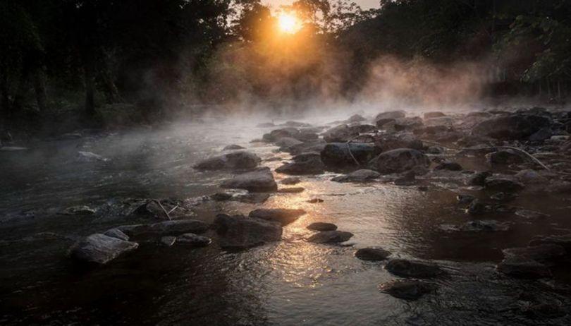 Rivière bouillante – Amazonie – Pérou - 1