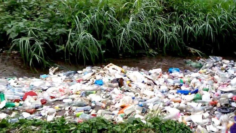 Rivières – Déchets plastiques – Guatemala - 1