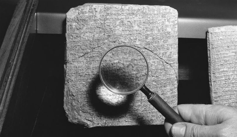 Tablette Babylonienne - 3
