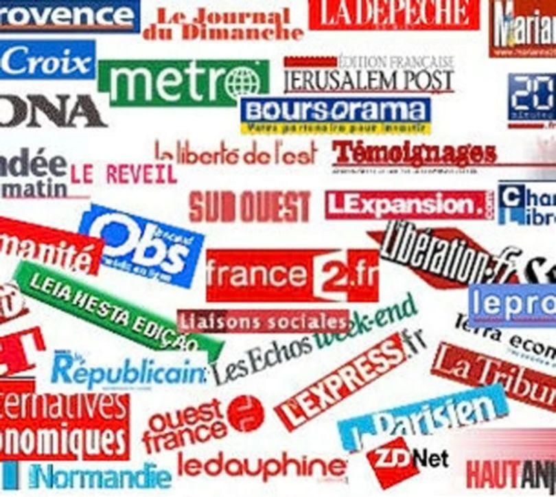 Titres- Presse - France