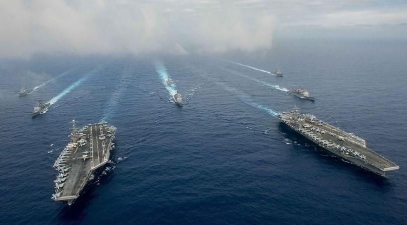 US Navy - Bateaux de guerre