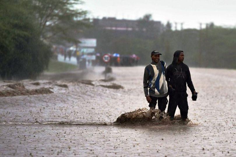 Vallée du Rift – Kenya – Enorme fissure - 7