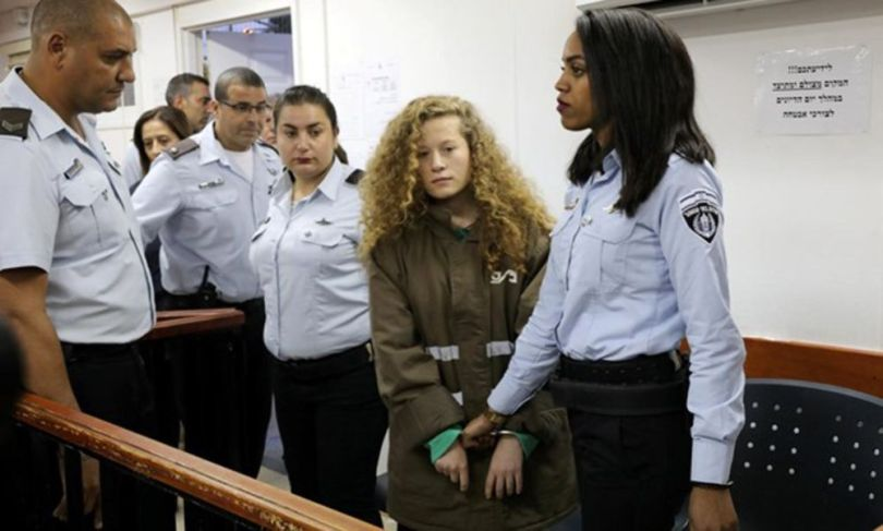 Ahed Tamimi - 3