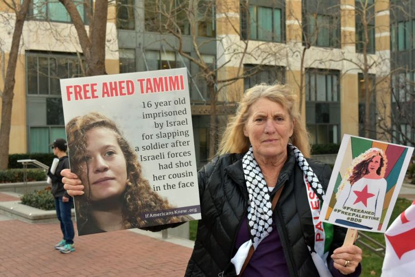 Ahed Tamimi - 4