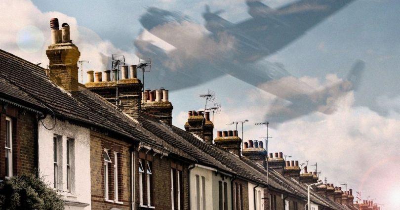 Avion fantôme – Ripley - Royaume-Uni - 1