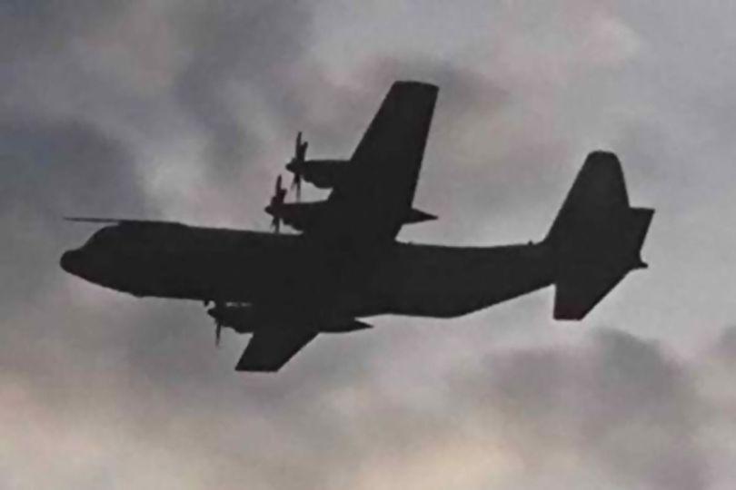 Avion fantôme – Ripley - Royaume-Uni - 2
