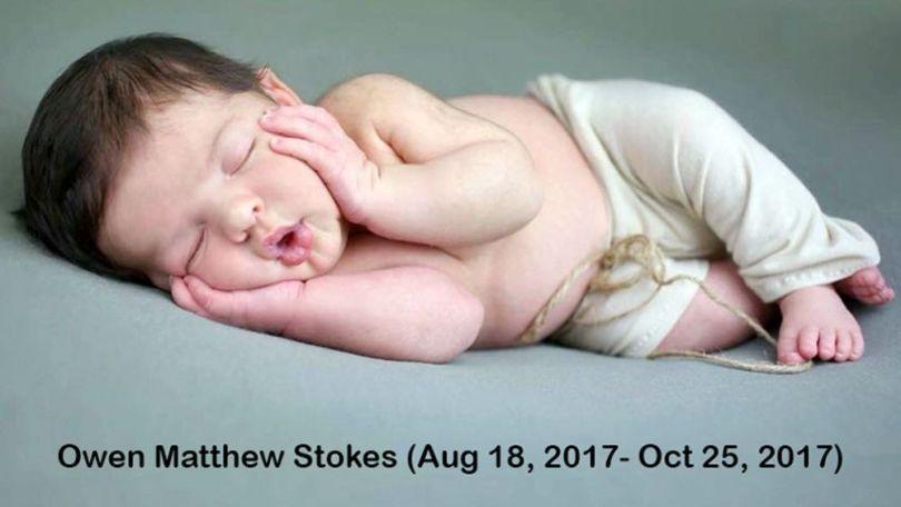 Bébé - Owen Matthew Stokes - 1