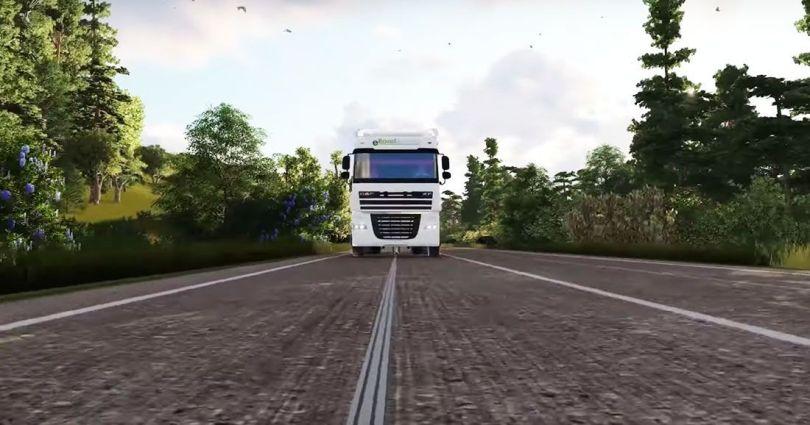 Camion - Suède - 1