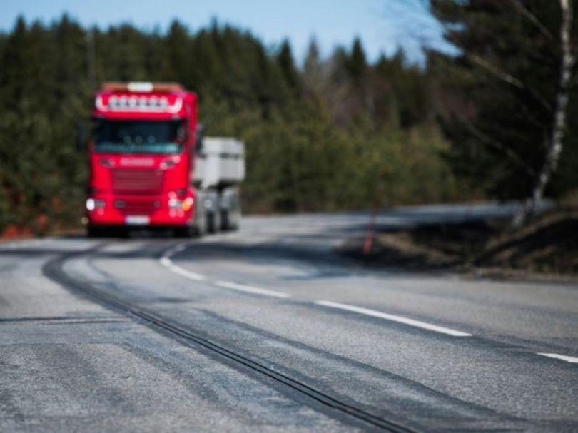 Camion - Suède - 2