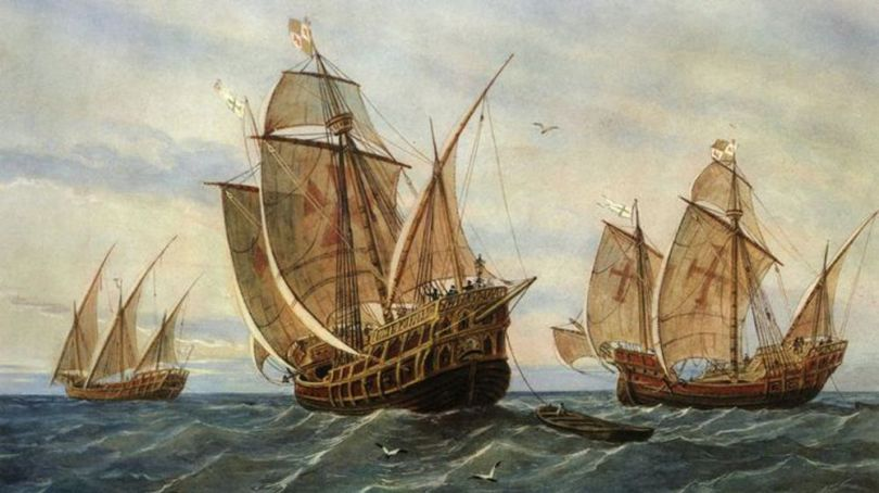 Caravelles - Christophe Colomb