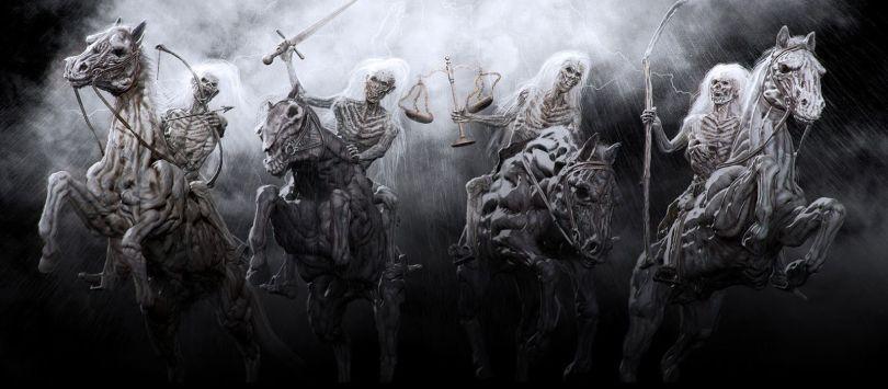 Chevalier de l'apocalypse - 1