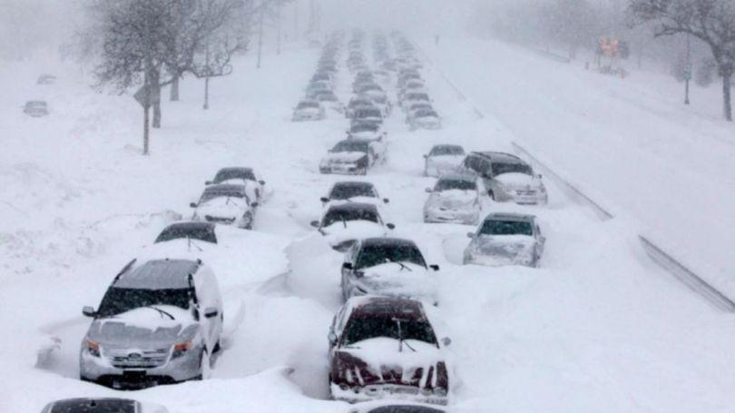 Conditions météorologiques extrêmes - 1