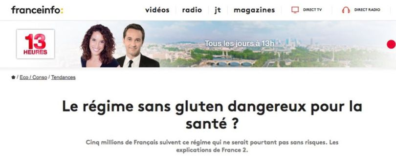Fake News – Alimentation - 9