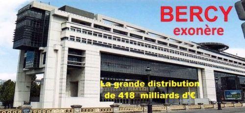 Grande distribution – Dette - 3