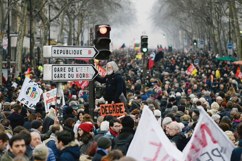 Grève - Paris - 19.04.18 - 3