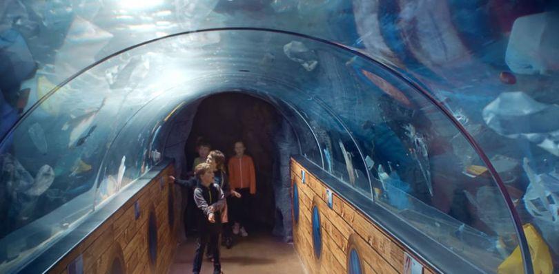 Greenpeace – Aquarium – Irlande - 1