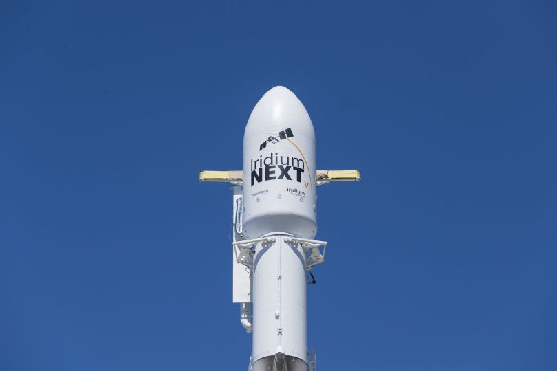 Iridium Next SpaceX - 1