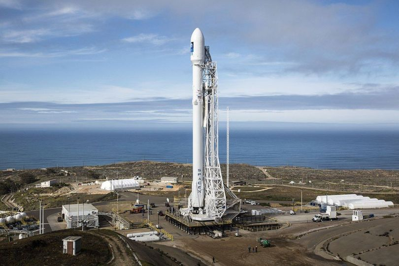 Iridium Next SpaceX - 2