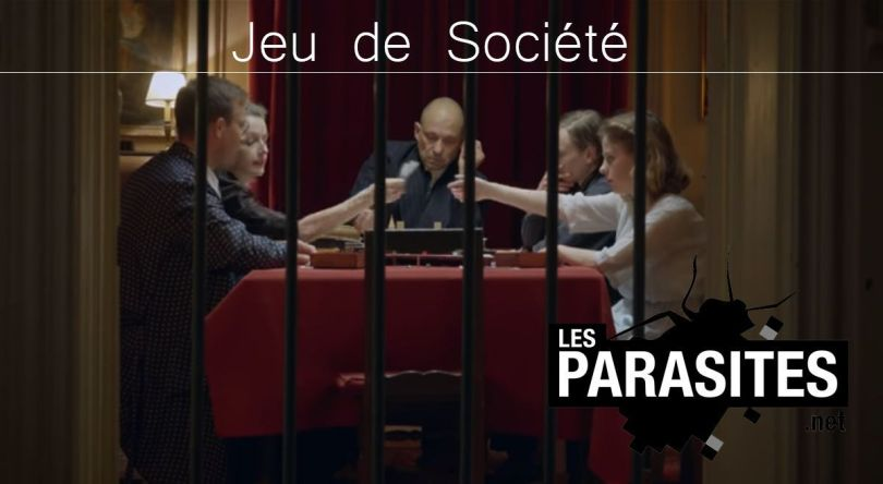 Jeu de société – Les Parasites - 1