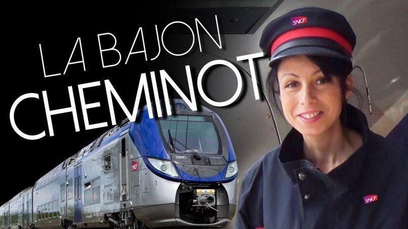 La Bajon - Cheminot - 1