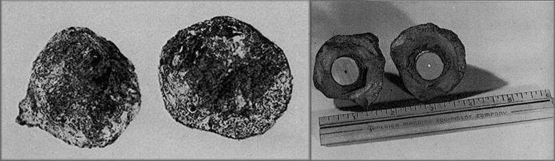 L'artefact de Coso 1