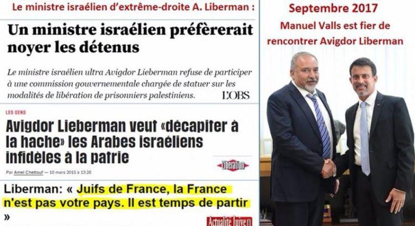 Liberman - Valls