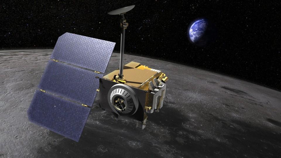 Lunar Reconnaissance Orbiter - 2