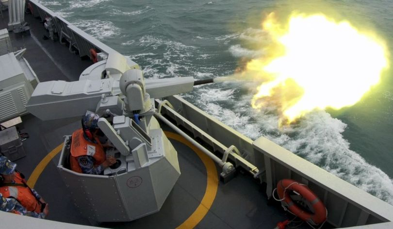 Navires de guerre – Chine – 2