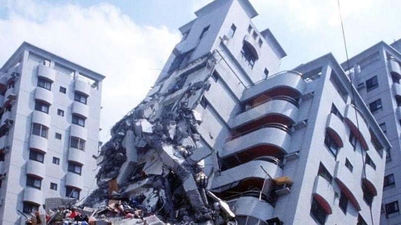 Népal – Tremblement de terre – 1