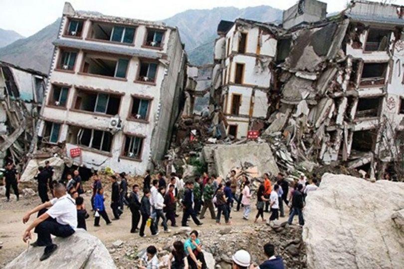 Népal – Tremblement de terre – 2