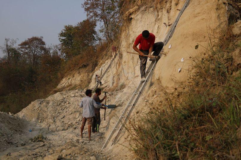 Népal – Tremblement de terre – 4